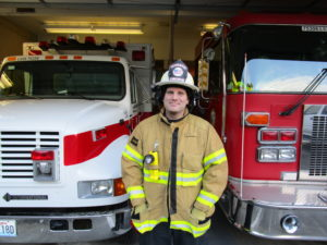 Cody Watson, Seattle City Light Fire Chief for Newhalem and Diablo