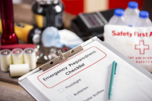 "Winter is a great time to focus on planning ahead. Following an emergency preparedness checklist to put together a ""Go Bag"" is an activity homeowners can focus on in the off-season."
